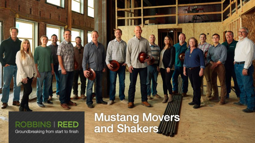 shakers and movers